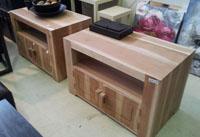 Mueble de madera natural JAKA -