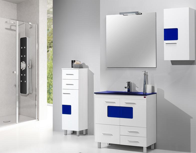 Mobiliario de ba o valencia murcia for Modelos de muebles de bano modernos