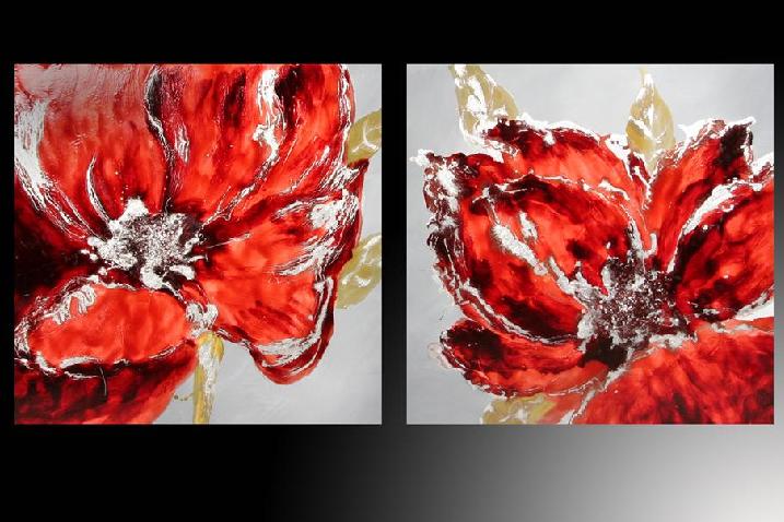 Oleos Flores Mostoles