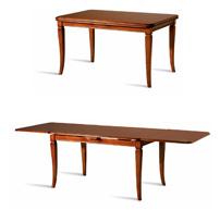 Mesa de comedor y sillas - Mesa clásica y sillas