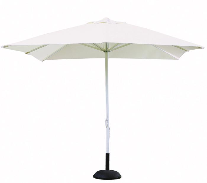 Recambio tela de parasol cuadrado blanco verde - Recambio tela parasol ...