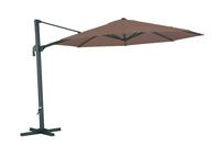 Parasol cuadrado lateral - Parasol de brazo lateral.