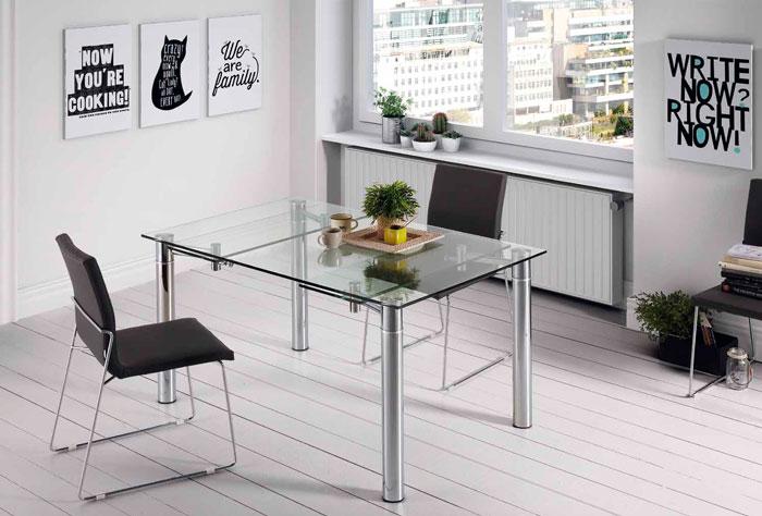 Medidas de mesas de comedor gallery of medidas silla diva with medidas de mesas de comedor - Medidas mesas comedor ...