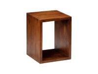 Estante cuadrado de madera - Estante cuadrado de madera