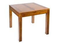 Mesa de comedor extensible - Mesa de comedor extensible. Fabricado en madera de acacia.