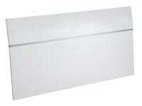 Cabezal blanco lacado 5 - Cabezal de cama blanco lacado