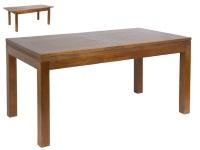 Mesa de comedor rectangular - Mesa de comedor rectangular de roble