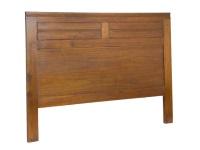Cabezal de cama color roble - Cabezal de cama de madera de mindy