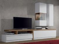 Salón modular contemporaneo -