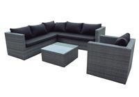 Sofá esquinero de exterior Clint - Sofa  para conjuntos o de uso individual