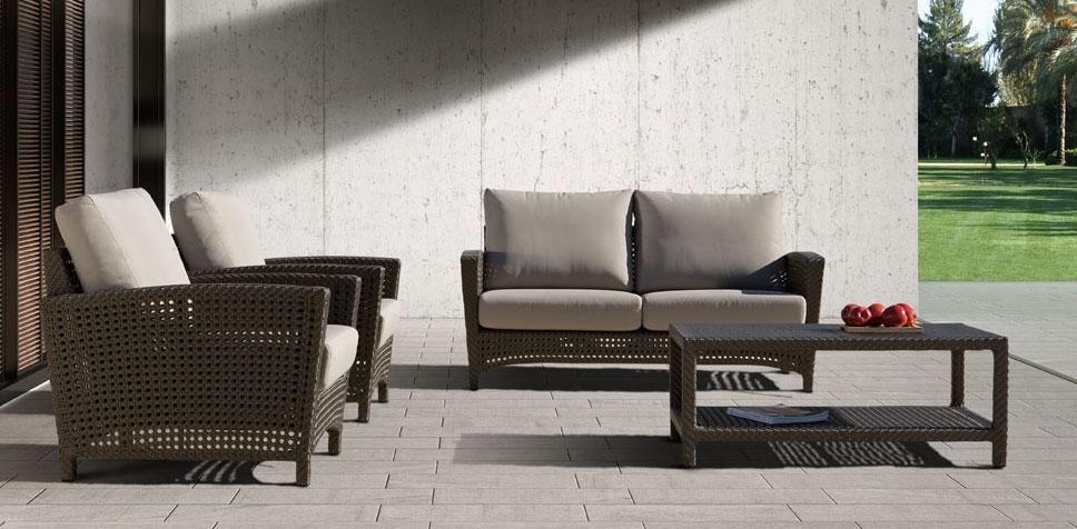 Set de jardín modelo Lisboa - Set de muebles de jardín Lisboa