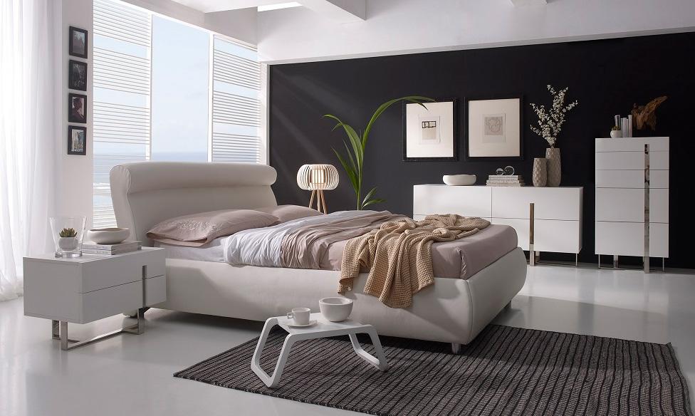 Comoda moderna cromada lacado - Cera incolora para muebles lacados ...