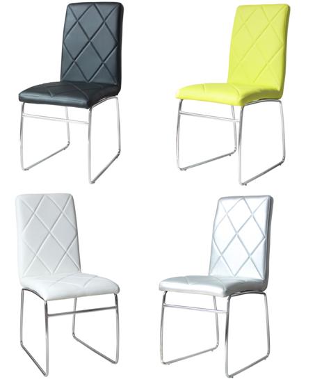 Silla moderna pata met lica en oferta for Oferta sillas cocina