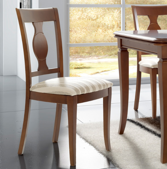 silla tapizada comedor navalmoral