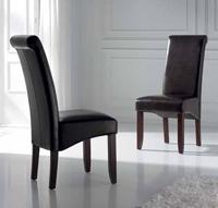 Silla color negro modelo VEGA