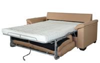 Sofá cama apertura sistema italiano BEA - Sofá cama de apertura italiana. Hecho 100% en España.
