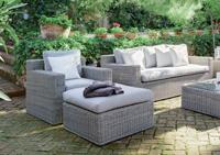 Set de lujo sofás y mesa exteriores 1 - Disponibles dos sets distintos o piezas sueltas