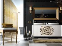 Muebles para baño Klassic 4 - Composicion de muebles para baños Klassic 4, Coleccion de muebles de baño llena de alta calidad, diseño y relax.