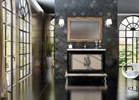 Muebles para baño Lucere 2 - Composicion de muebles para baños Lucere 2, Coleccion de muebles de baño llena de alta calidad, diseño y relax.