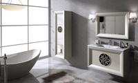 Muebles para baño Serik 2 - Composicion de muebles para baños Serik 2, Coleccion de muebles de baño llena de alta calidad, diseño y relax.