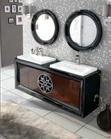Muebles para baño Serik 3 - Composicion de muebles para baños Serik 3, Coleccion de muebles de baño llena de alta calidad, diseño y relax.