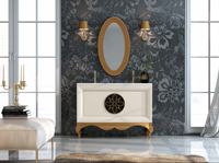 Muebles para baño Serik 4 - Composicion de muebles para baños Serik 4, Coleccion de muebles de baño llena de alta calidad, diseño y relax.
