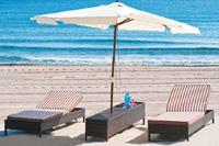 Tumbonas o mesa para piscinas o terrazas SUNSET - Tumbonas o mesa para exteriores SUNSET