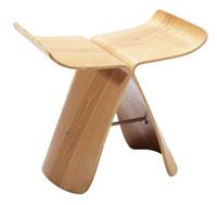 Taburete de madera - Taburete o banco de madera