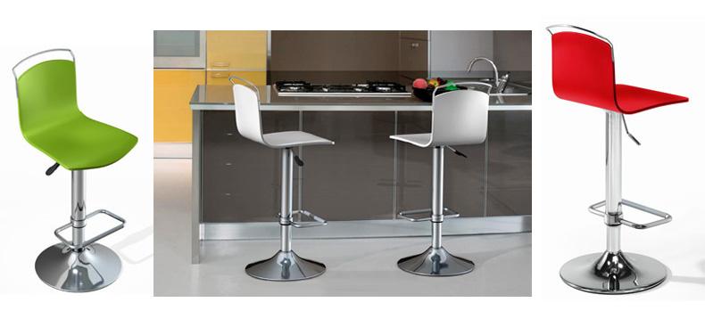 Hermoso taburetes de cocina modernos fotos taburetes - Taburetes diseno cocina ...