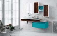 Muebles para baño Elóra 10 - Composicion de muebles para baños Elóra 10, Coleccion de muebles de baño llena de diseño y relax.