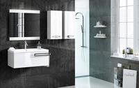 Muebles para baño Gallery 1 - Composicion de muebles para baños Gallery 1, Coleccion de muebles de baño llena de diseño y relax.