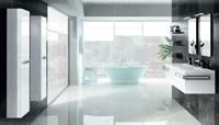 Muebles para baño Gallery 4 - Composicion de muebles para baños Gallery 4, Coleccion de muebles de baño llena de diseño y relax.