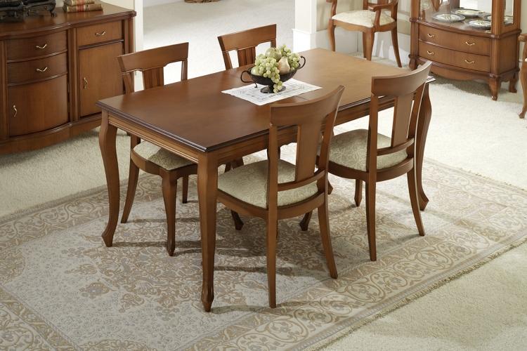 Comedores de madera elegantes medium size of muebles for Comedores usados